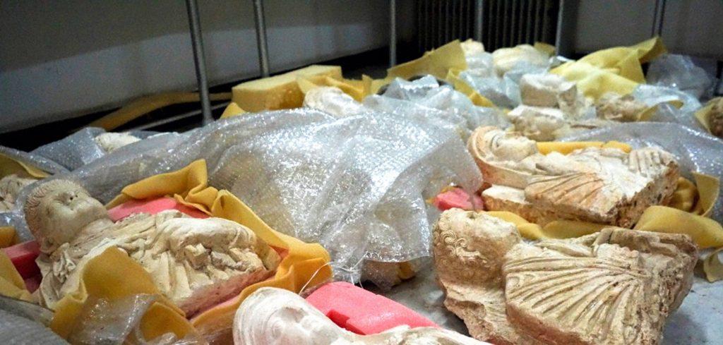 Emission Devoir d'enquête sur le 'Trafic d'art : les dessous sales d'un marché chic' sur la RTBF ce mercredi 31 janvier à 20h25